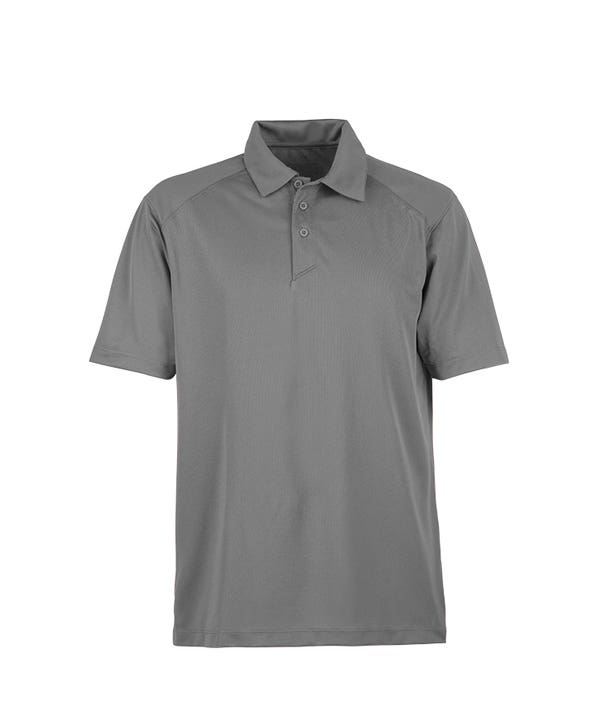 Men's Self-Fabric Collar Polo