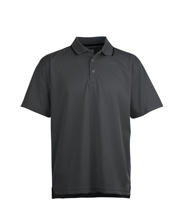 Men's Performance Tipped Collar Polo