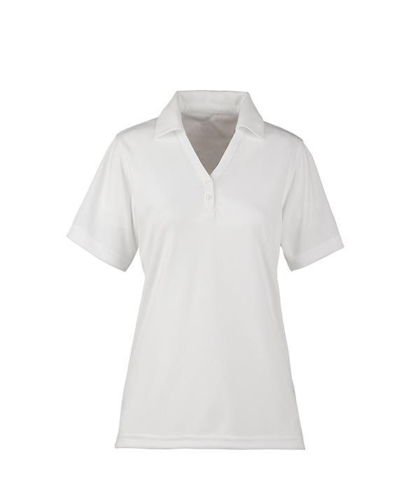 Women's Johnny Collar Polo